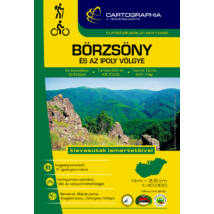 Cartographia  - Börzsöny és az Ipoly völgye turistakalauz