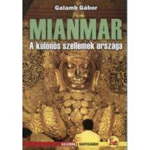Myanmar útikönyv