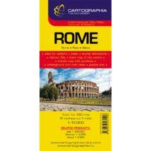 Cartographia  - Róma várostérkép