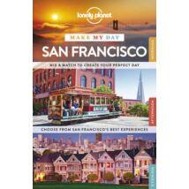 San Francisco Make My Day útikönyv (angol)