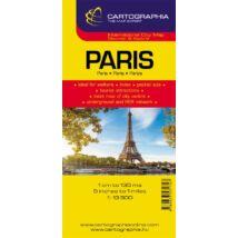 Cartographia  - Párizs várostérkép