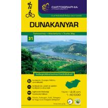 Cartographia  - Dunakanyar turistatérkép [31]
