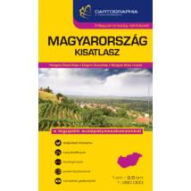 Cartographia  - Magyarország kisatlasz
