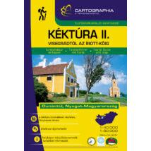 Kéktúra II. turistakalauz (Dunántúl, Nyugat-Magyarország)
