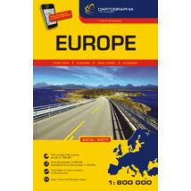 Cartographia  - Európa atlasz 2016