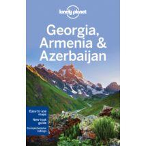 Cartographia  - Grúzia, Örményország és Azerbajdzsán útikönyv (angol)