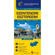 Cartographia  - Szentendre várostérkép