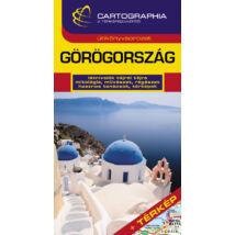 Cartographia  - Görögország útikönyv