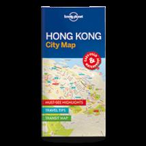 Cartographia  - Hong Kong laminált térkép