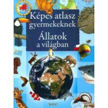 Cartographia  - Képes atlasz gyermekeknek - Állatok a világban
