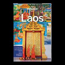 Cartographia  - Laosz útikönyv (angol)