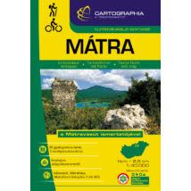 Cartographia  - Mátra turistakalauz