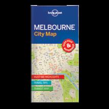 Cartographia  - Melbourne laminált térkép