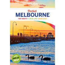 Cartographia  - Melbourne Pocket útikönyv