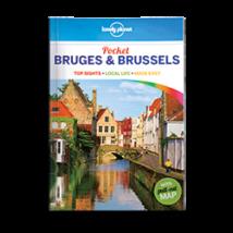 Cartographia  - Bruges és Brüsszel Pocket útikönyv