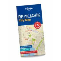 Cartographia  - Reykjavik laminált térkép