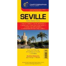 Cartographia  - Sevilla térkép