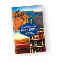 Cartographia  - USA délnyugati rész Best Trips útikönyv
