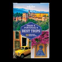 Cartographia  - Spanyolország és Portugália Best Trips útikönyv