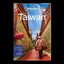 Cartographia  - Taiwan útikönyv (angol)