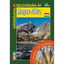 Magas-Tátra útikönyv
