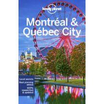 Montreál  és Québec útikönyv