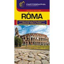 Cartographia  - Róma útikönyv