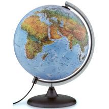 Cartographia  - Földgömb - duo, 30 cm átmérőjű, műanyagtalpas