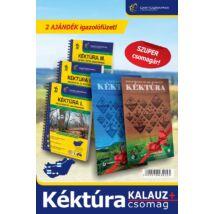 kektura-medium-kalauz-csomag-ajandek-igazolofuzet-cartographia