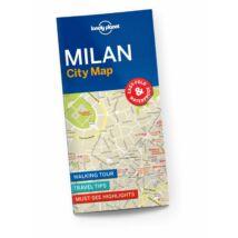 Milánó várostérkép