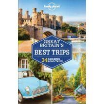 Nagy-Britannia _Best _trips__útikönyv_(angol)
