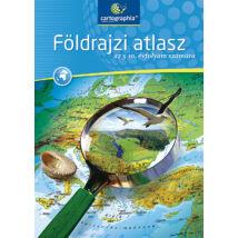 Cartographia  - Földrajzi atlasz 5-10. évfolyam CR-0022