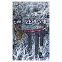 Svájc Best of útikönyv (angol)