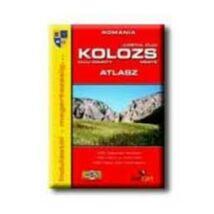 9789738643000 Kolozs megye (Románia) atlasz (Outlet) Cartographia