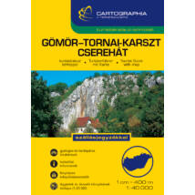 Cartographia  - (Aggtelek) Gömör-Tornai-karszt/Cserehát turistakalauz