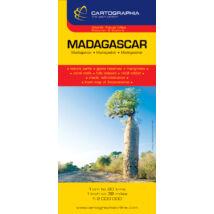 Cartographia  - Madagaszkár térkép