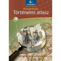 Cartographia  - Középiskolai Történelmi atlasz CR-0082