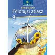Cartographia  - Középiskolai földrajzi atlasz CR-0033