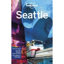 Seattle útikönyv (angol) Seattle Lonely Planet