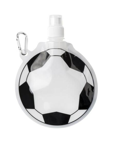 Focis összehajtható palack (fekete-fehér) 300 ml
