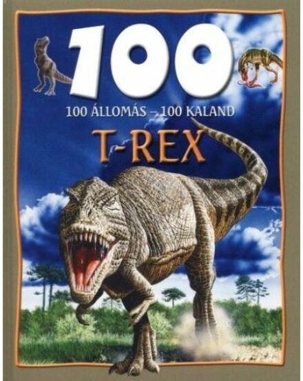 Cartographia  - 100 állomás - 100 kaland / T-rex