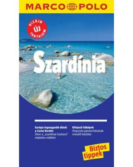 Cartographia  - Szardínia útikönyv