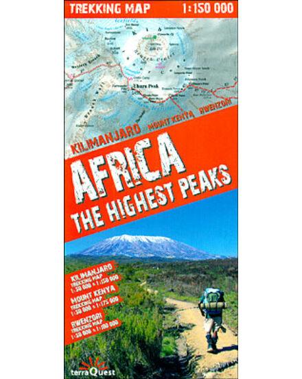 Cartographia  - Africa trekking