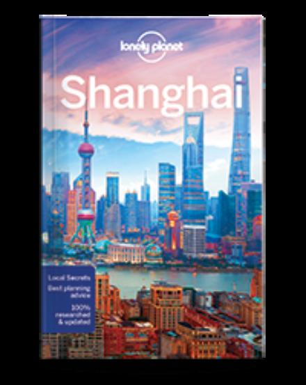 Cartographia  - Shanghai útikönyv (angol)