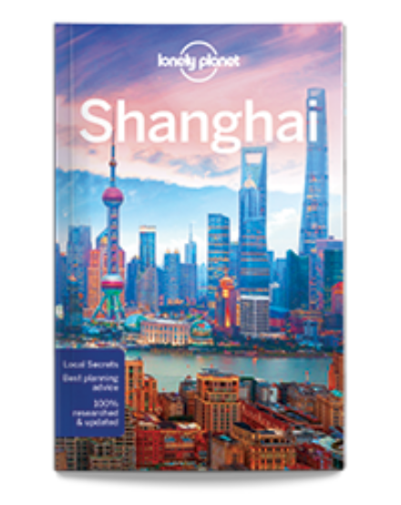 Cartographia  - Shanghai útikönyv (angol) Lonely Planet