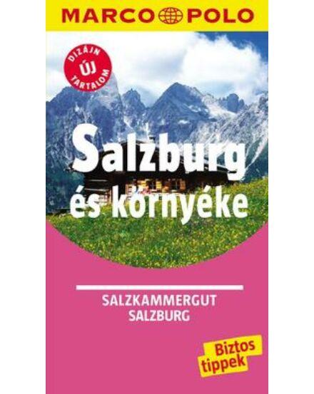Cartographia  - Salzburg és környéke útikönyv