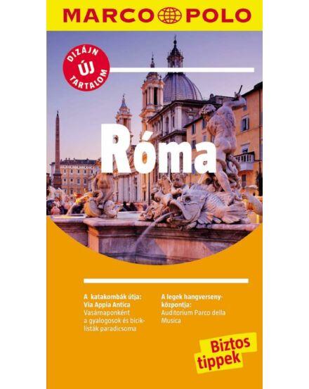 Cartographia  - Róma útikönyv (Marco Polo)