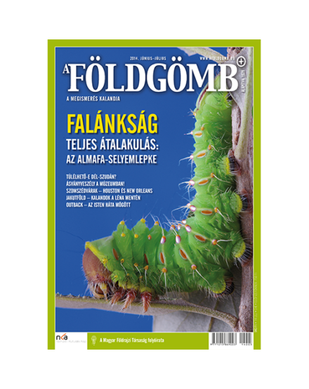 Cartographia  - Földgömb újság 2014 június-július