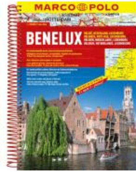 Cartographia  - Benelux atlasz