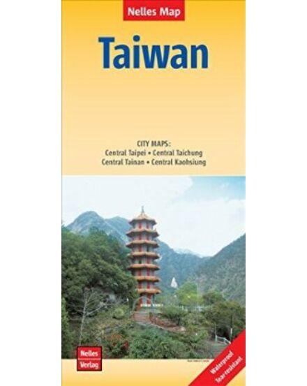 Cartographia  - Taiwan térkép